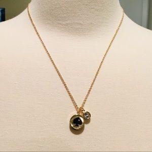 🛍 Gorgeous Kate Spade Black ♠️ Necklace